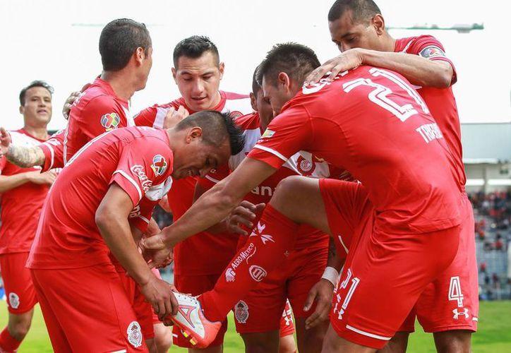 El Toluca casi centenario recibe al Gremio de Brasil en Copa Libertadores. (EFE)