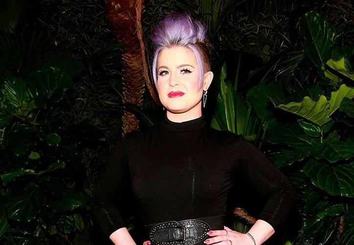 Kelly Ozborne no estará más en el programa de crítica 'Fashion Police'. (Archivo/excelsior)