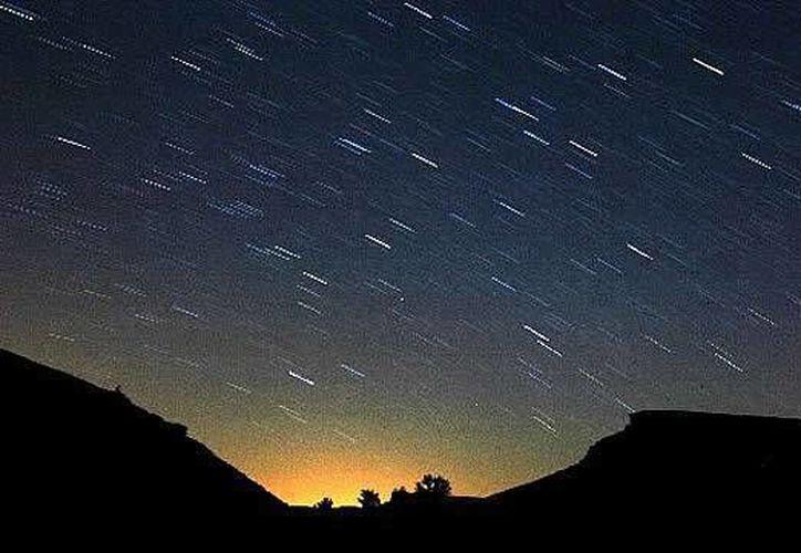 La visibilidad será mejor una vez que la Tierra cruce la cola del cometa 'Swift Tuttle'. (EFE)