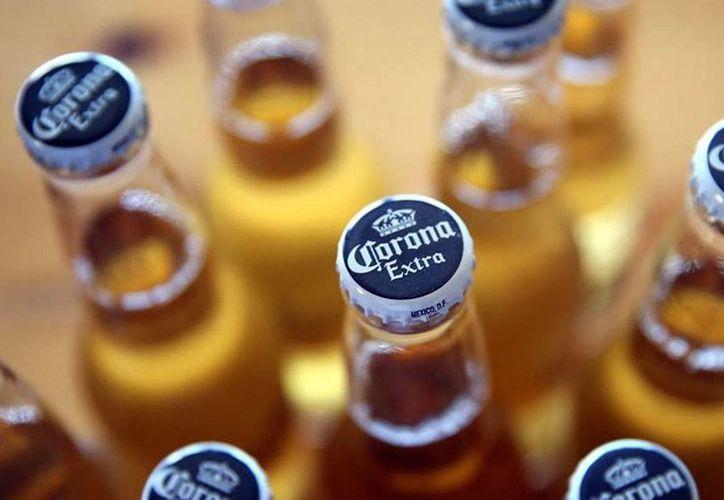 El cargamento de cerveza fue robado el pasado viernes. (periodicocorreo.com.mx)