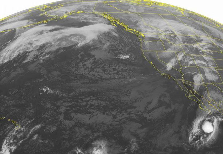 La tormenta tropical Sonia afecta el litoral Pacífico de México. (Agencias)