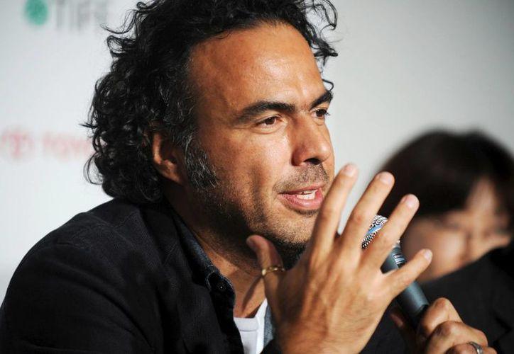 El director mexicano Alejandro González Iñárritu. (EFE/Archivo)