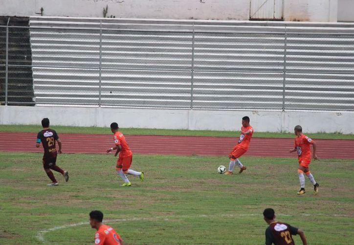 El partido fue en la Unidad Deportiva de Villahermosa. (Miguel Maldonado/SIPSE)