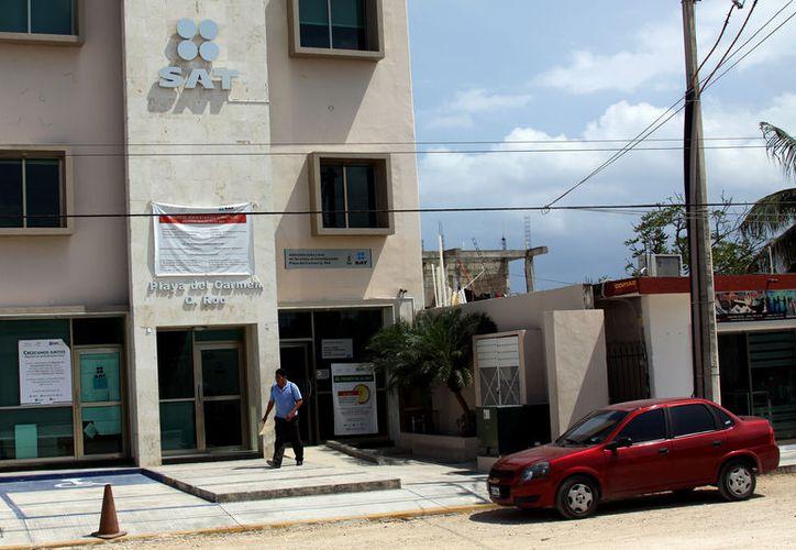 El SAT reporta incremento en el número de contribuyentes en el municipio. (Adrián Barreto/SIPSE)
