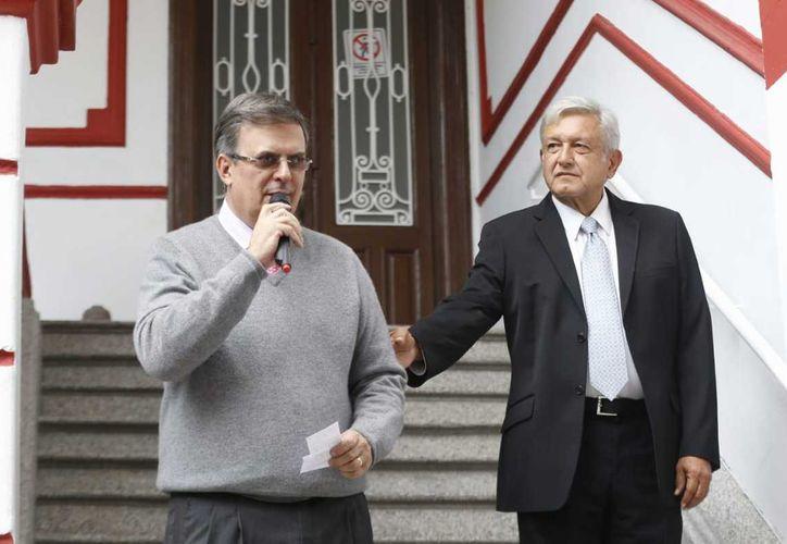 La reunión fue acordada entre Donald Trump y el propio López Obrador, en una llamada. (Milenio.com)