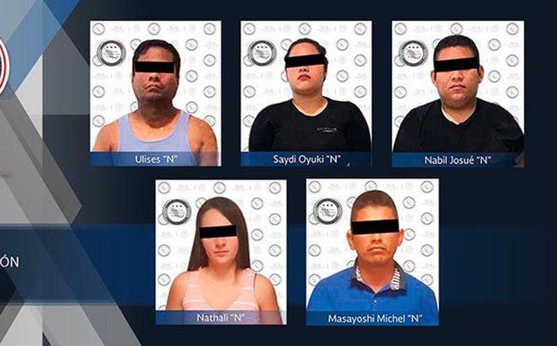 Caen 5 por secuestro en CDMX y Cancún; 3, servidores públicos