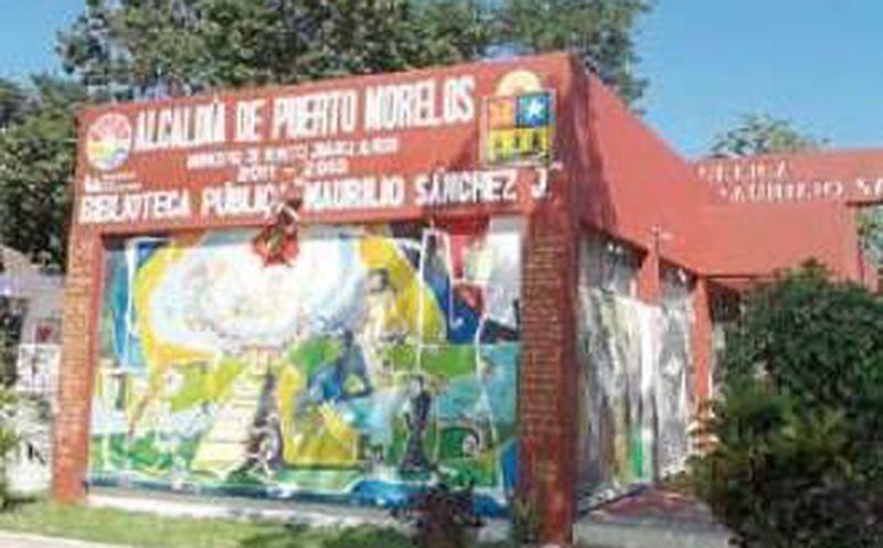 Posee La Biblioteca De Puerto Morelos El Mayor Módulo