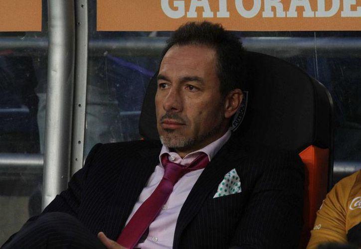 El uruguayo Gustavo Matosas renunció a la dirección técnica del club de futbol León, con quien consiguió dos veces la Liga MX. (Archivo/NTX)