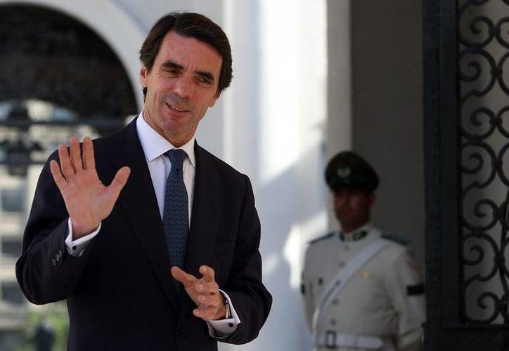 """Aznar anunció que """"ampliará las acciones legales ya iniciadas ante la reiteración de imputaciones falsas"""". (amazonaws.com)"""