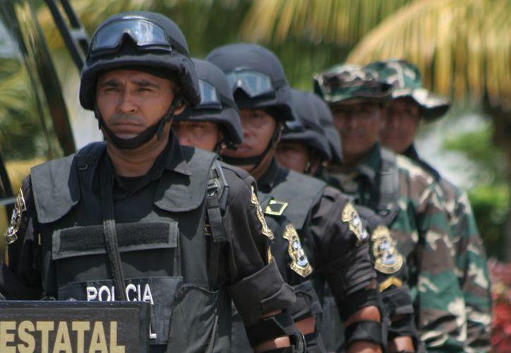 El proyecto planeta reforzar a las corporaciones policiacas. (SIPSE)