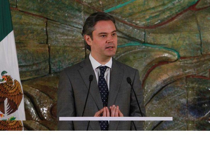 Aurelio Nuño Mayer, titular de la SEP, dijo que corregir la evaluación de desempeño es un gran paso en la reforma educativa. (Notimex/archivo)