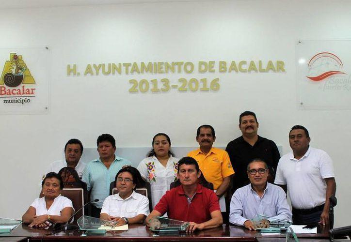 El presidente municipal seguirá trabajando hasta el último día de su administración. (Redacción/ SIPSE)