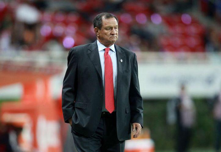 El entrenador del Toluca sabe que el América sería un digno finalista. (Archivo/Notimex)