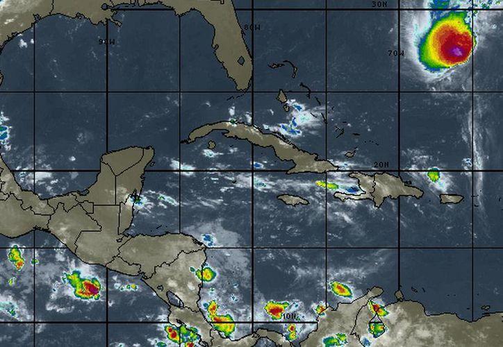Las probabilidades de lluvia son del 40 por ciento. (Cortesía/SIPSE)