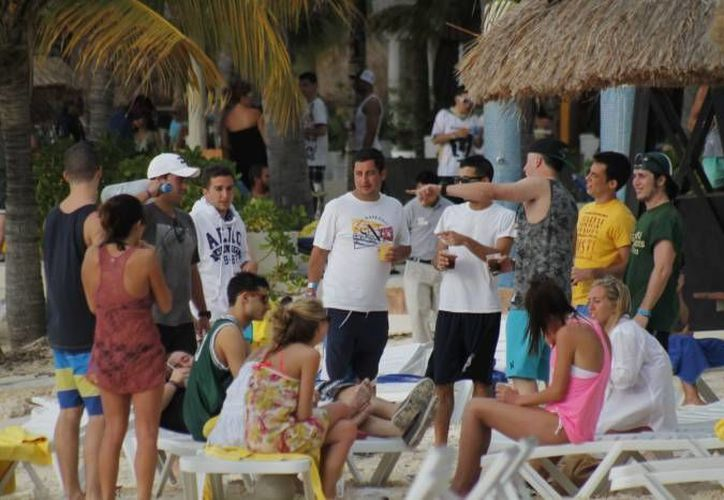 Durante el verano se activan diferentes operativos para resguardar al turismo que llega a la Riviera Maya. (Archivo/SIPSE)