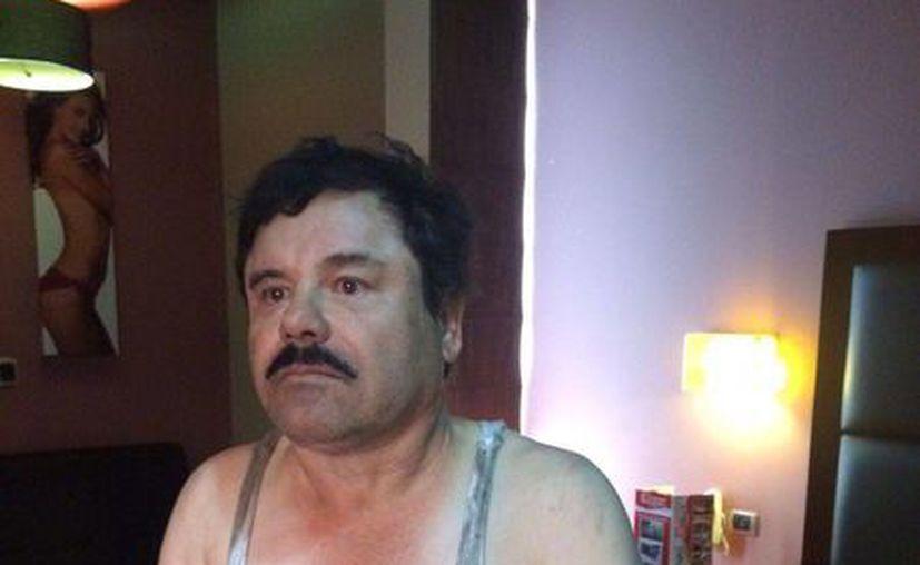 Uno de los abogados de 'El Chapo' afirma que no quieren que el líder del cártel de Sinaloa sea llevada a EU, ya que no volverían a verlo nunca. (Archivo/PGR)