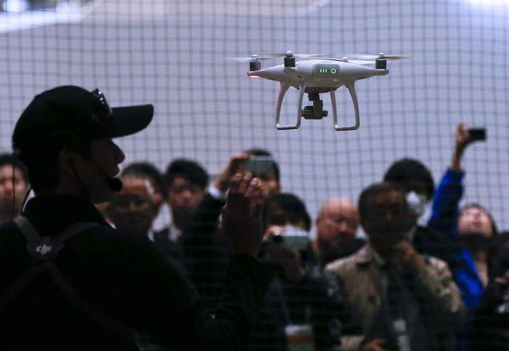 Imagen de contexto. Un alto jefe egipcio de Al Qaeda en Siria murió por el ataque de un dron de Estados Unidos esta semana. (AP/archivo)