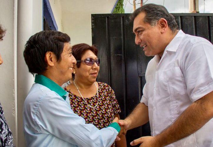 Víctor Caballero pide reforzar la cultura de la prevención entre los meridanos. (Milenio Novedades)
