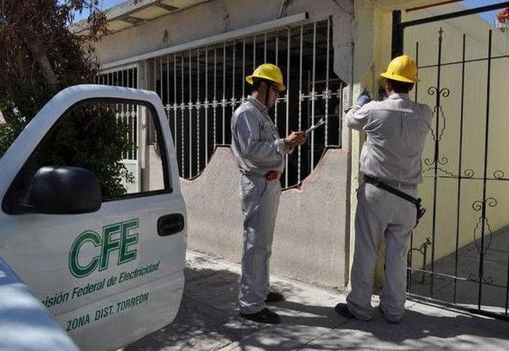 La CFE afirma que, incluso, hubo una baja en el cobro de energía. (SIPSE)