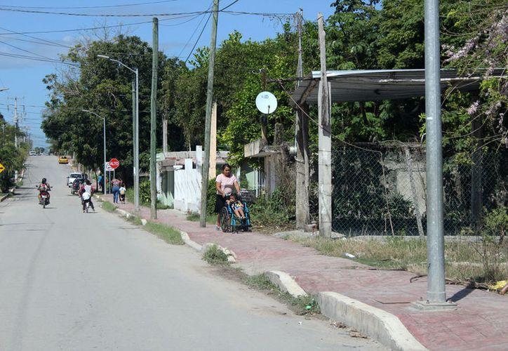 El presidente municipal reconoció que la gente prefiere seguir usando el viejo sistema. (Joel Zamora/SIPSE)