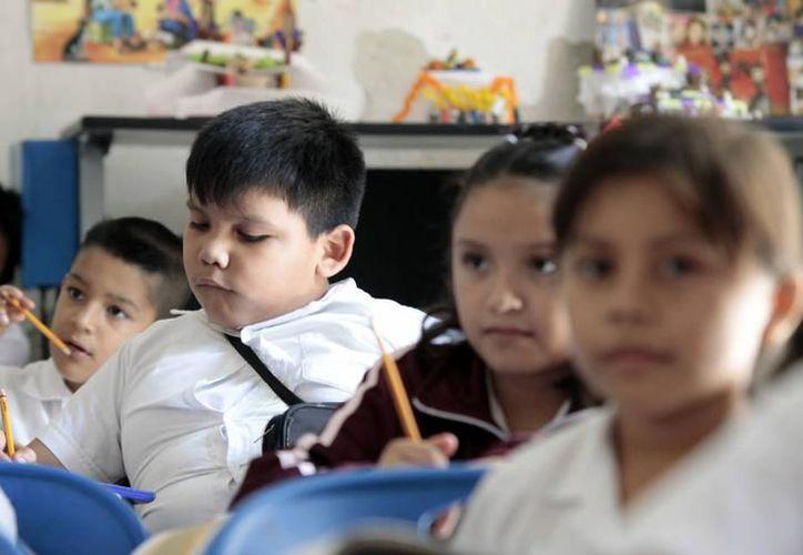 La materia de inglés será obligatoria desde educación preescolar. (Milenio Novedades)