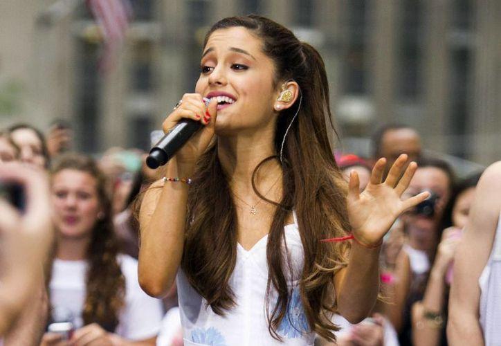 Ariana Grande y Big Time Rush, entre los primeros artistas que se dejaron escuchar por Nick Radio. (Agencias)