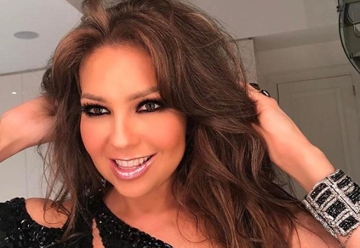 Thalía se ha vuelto popular en las redes sociales por sus contantes videos divertidos y fotos. (Instagram)