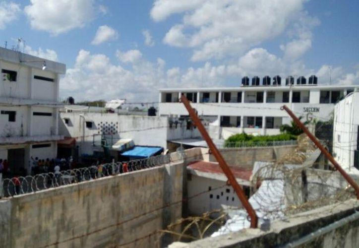 """""""El Bembas"""", era uno de los 11 reos que se fugó en julio pasado del Centro de Reinserción Social (Cereso) de Cancún. (Redacción/SIPSE)."""