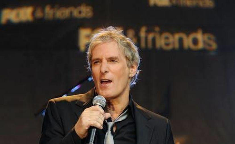Las entradas para los concierto de Micheal Bolton en Cancún ya están a la venta en Ticketmaster.com.  (Redacción/SIPSE)