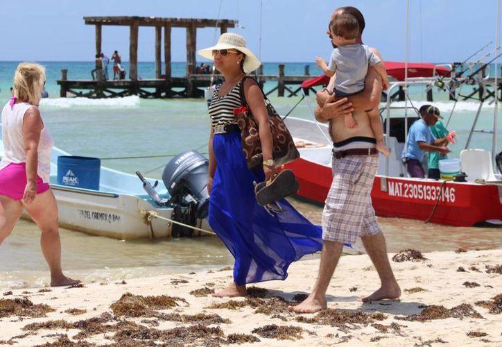 """El programa """"De vuelta al mar"""" busca fomentar las actividades costeras.  (Luis Ballesteros/SIPSE)"""