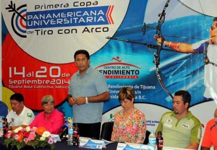 La Copa Panamericana Universitaria de Tiro con Arco se lleva a cabo en Tijuana. (tijuanainformativo.info)