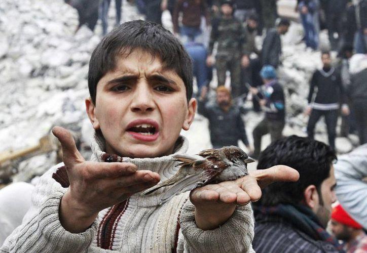Van casi dos años desde que estalló el conflicto armado en Siria. (Agencias)