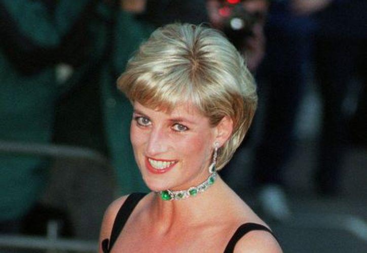 La princesa Diana falleció en agosto de 1997 en París. (latercera.com)