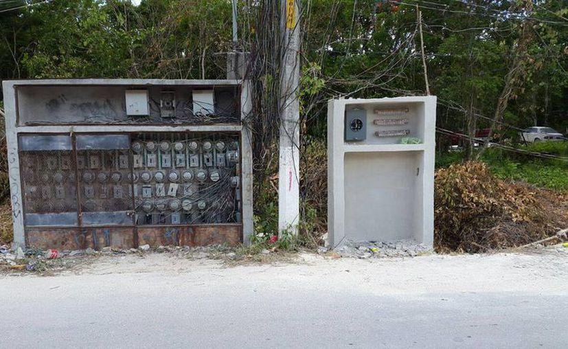 Los gastos de materiales y gestiones son por parte de los habitantes. (Victoria González/SIPSE)