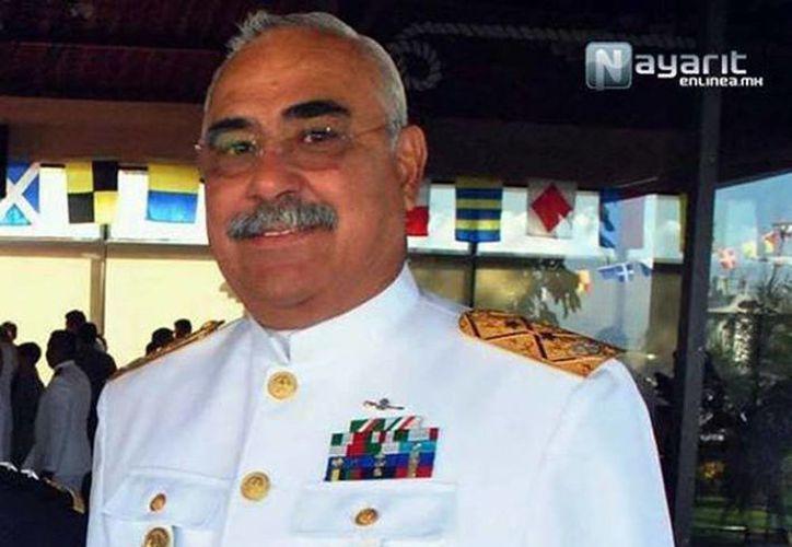 Carlos Miguel Salazar, fue emboscado en una carretera de Michoacán. (Facebook Nayarit en línea)