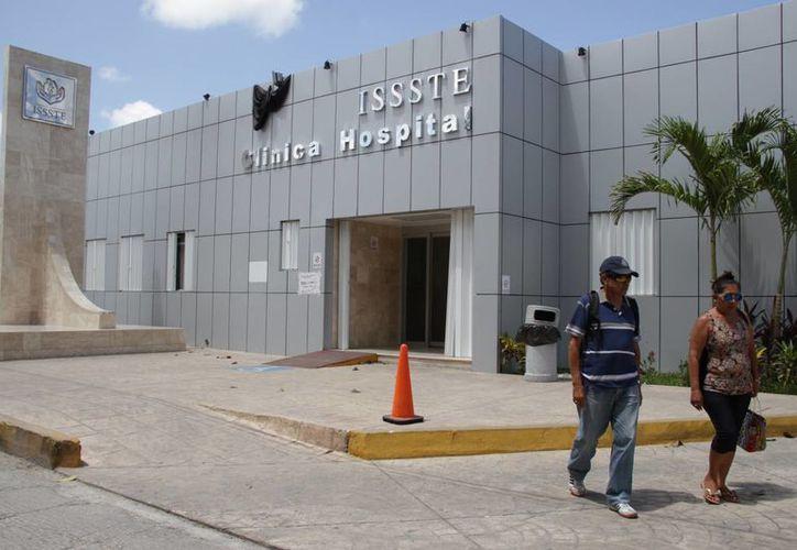 La información fue suministrada por Tarquinio Ortega Otero. (Tomás Álvarez/SIPSE)