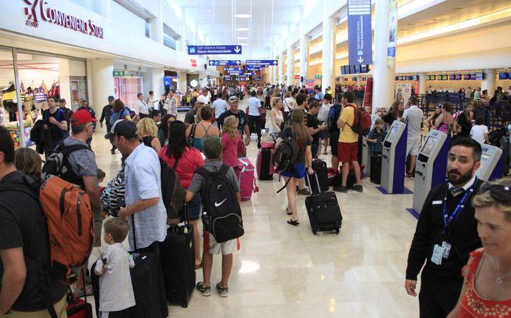 El próximo 23 de octubre comenzará a Dynamic Airways lanza la ruta Cancún - Chicago. (Tomás Álvarez/SIPSE)