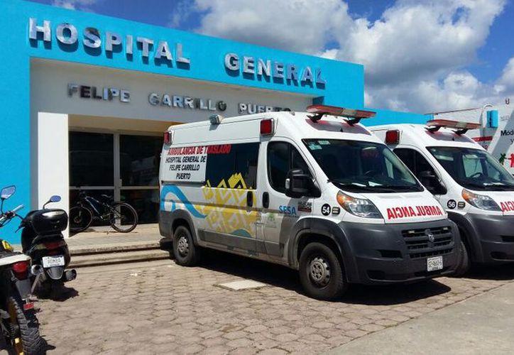 Sin insumos el hospital de felipe carrillo puerto - Centro de salud merida ...