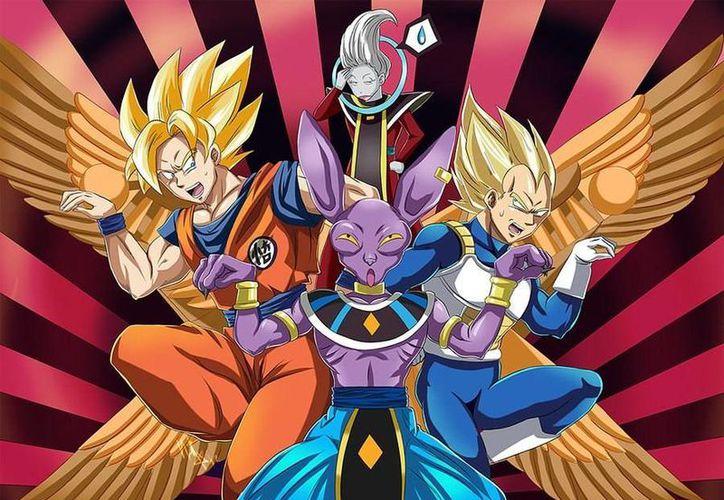 La nueva cinta de Dragon Ball Z ha sido esperada durante 14 años por los fans. (farandulamexicana2.blogspot.com/Archivo)