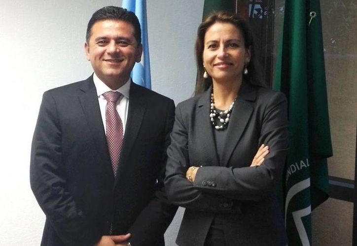 La reunión tuvo lugar en la sede de la Unesco en la Ciudad de México. (Cortesía/SIPSE)