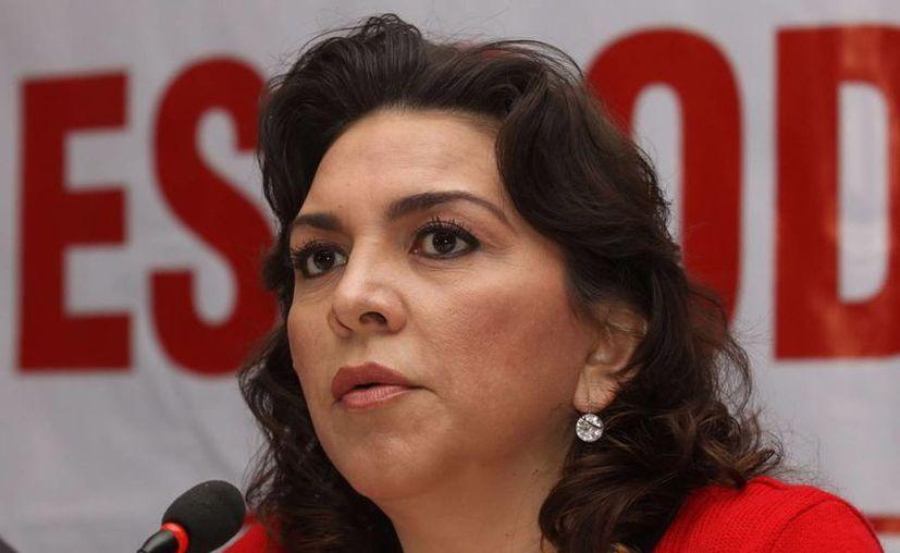 Ivonne Ortega señaló que estas elecciones son muy importantes para el PRI. (Archhivo/Notimex)
