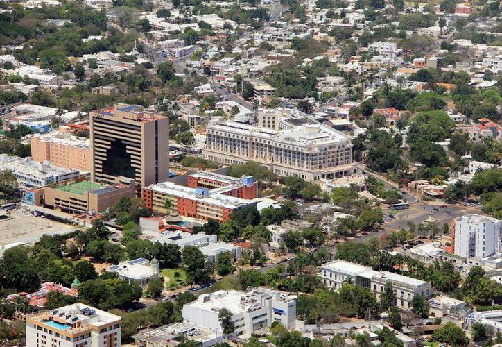 La ciudad de Mérida destaca por su belleza, desarrollo y seguridad. Están en busca del título de Comunidad Segura (Milenio Novedades)