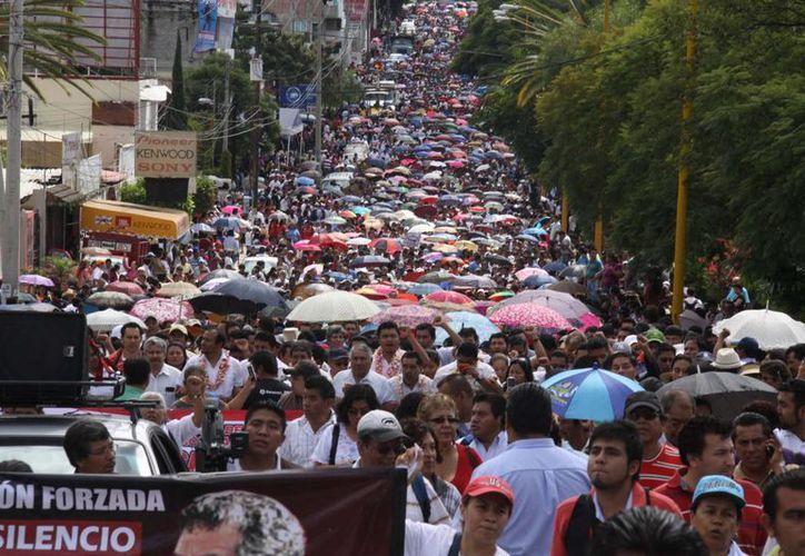 Por el movimiento de la CETEC, suman 8 semanas sin clases en Guerrero. (Agencias)