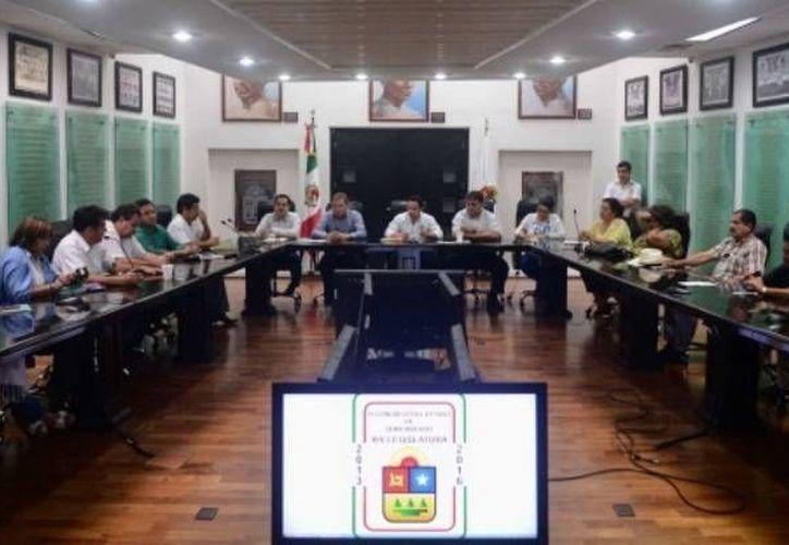 La mesa de diálogo continuará a partir de las coincidencias a favor de la educación en Quintana Roo. (Cortesía/SIPSE)