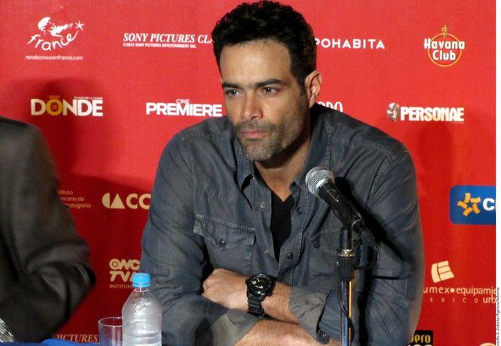 Luis Roberto no sólo producirá la puesta, sino que también interpretará a alguno de sus protagonistas. (Agencia Reforma)