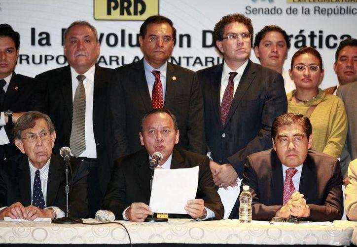 Las elecciones para la dirigencia del PRD se realizarán a través de una votación indirecta, por lo que sólo los consejeros nacionales podrán votar por los candidatos que buscan sustituir a Jesús Zambrano. (Archivo/Notimex)