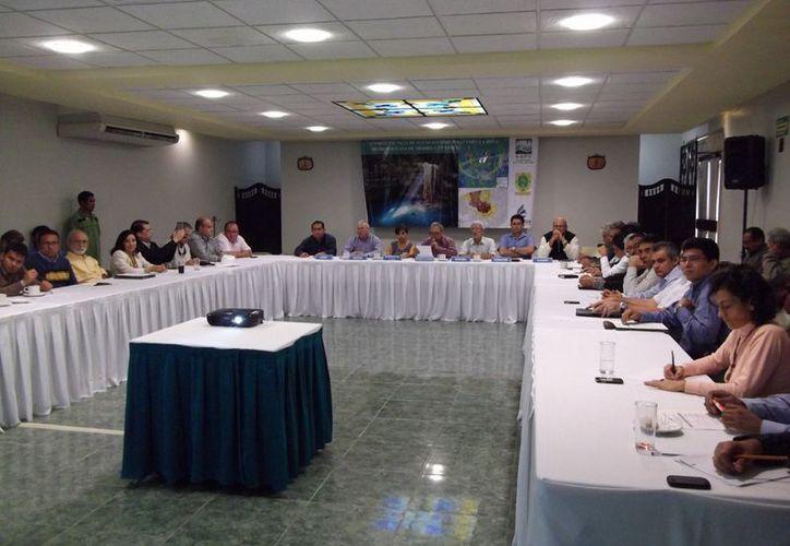 El objetivo del Cotasmey es mejorar y desarrollar nuevos mecanismos de coordinación entre los órdenes de gobierno para la gestión hídrica de la zona geohidrológica. (Cortesía)
