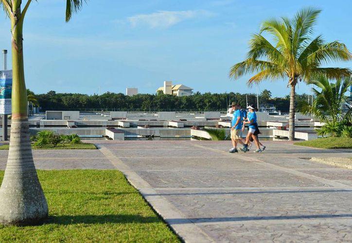 La Marina, inaugurada en 2012, es considerado un gran proyecto. (Gustavo Villegas/SIPSE)