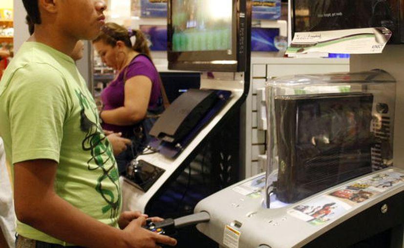 Los adictos a las consolas de juegos llegan a tener actitudes agresivas. (Foto: Milenio novedades)