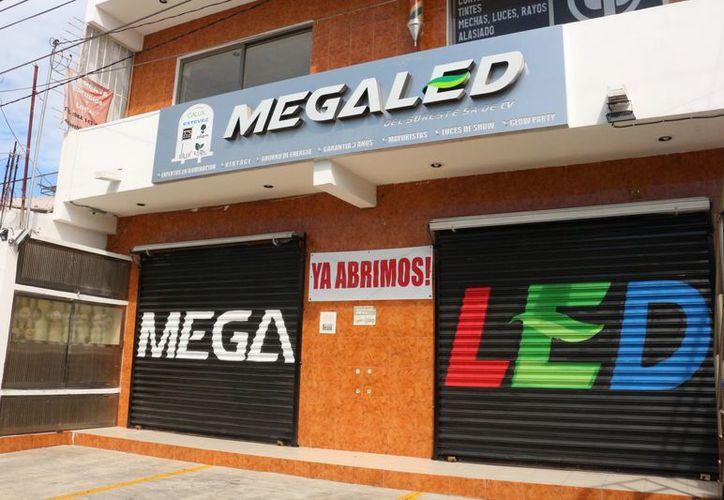 Se prevé agregar negocios que no impliquen un riesgo para la salud. (Foto: Adrián Barreto/SIPSE)